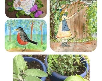 The Secret Garden: A Family Learning Guide