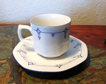 Seltmann Weiden Bavarian Espresso Cup and Saucer