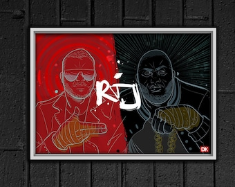 Run The Jewels Print
