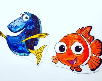 Finding Nemo & Dory Twin Pack