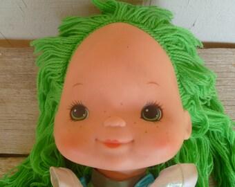 Large Rainbow Brite Doll Patty O'Green Vintage 1983