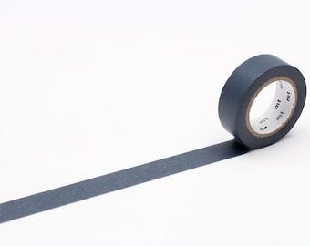 MT washi tape, midnight blue, 15 mm