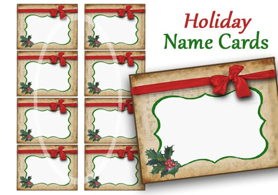 holiday name