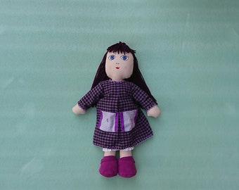 Rag Doll, Cloth Doll, Textile Doll