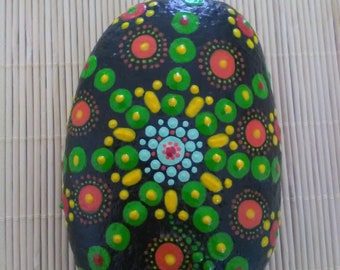 painted Pebble of Vendée
