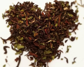 Jack's Hope - Invigorating, Lemon, Mint, Black Tea, Energizing Tea