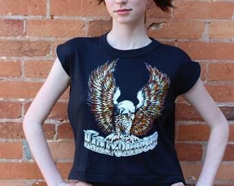 Harley-Davidson NOS 1980s Top, size L