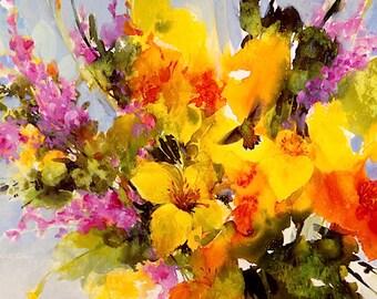 Spring Nectar by Morten E Solberg