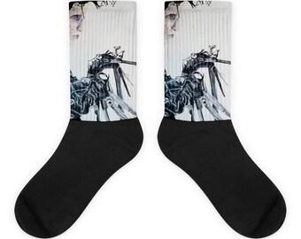Edward Scissorhands   Socks