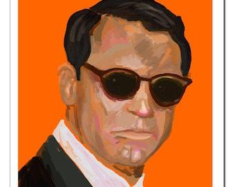 Cary Grant-Pop Art Print