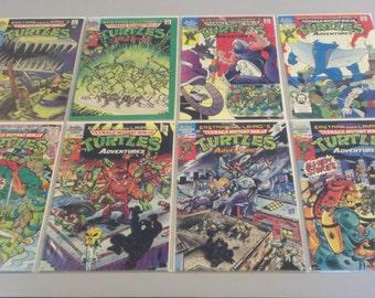 Lot of 22 Teenage Mutant Ninja Turtles comic books Archie comics TMNT