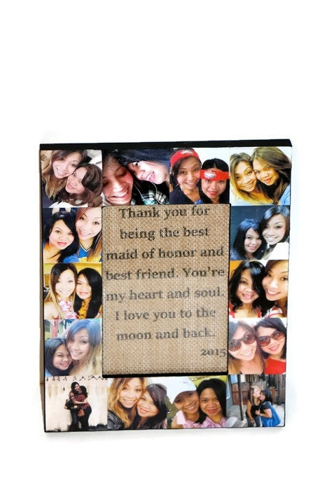 Beautiful Best Friend Picture Collage Frames Sketch - Custom Picture ...