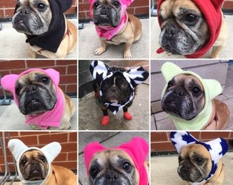 French Bulldog  Hat/ Dog hat