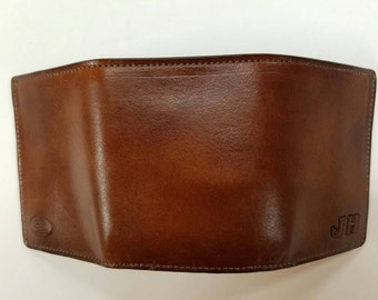 Classic Men's Trifold Wallet