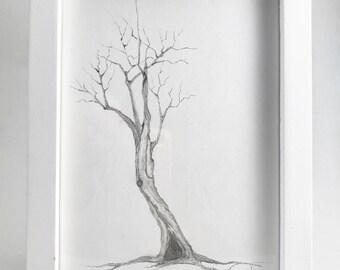 Stand Alone Tree