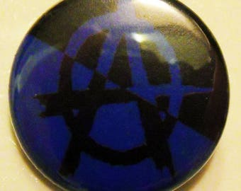 Anarcho-Transhumanist pinback buttons badges pack!