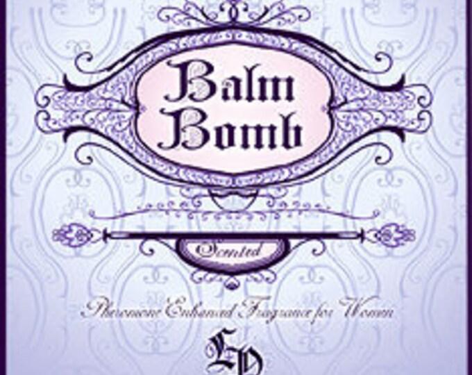 Balm Bomb - Pheromone Enhanced Unisex Fragrance Perfume - Love Potion Magickal Perfumerie