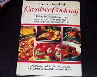 Encyclopedia Of Creative Cooking-By Turgeon (1980)