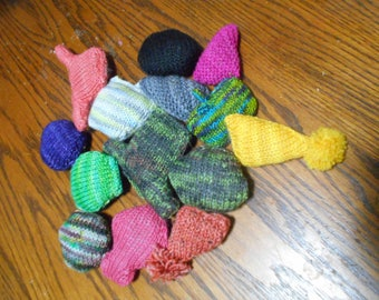 Fe-Line Knits Middle-sized Catnip Toys