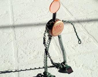 Robot Sculpture- IBC