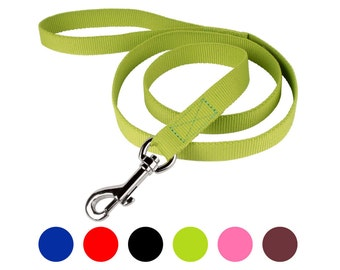 Dog Leash Lead Pet Training 4 foot or 6 ft long