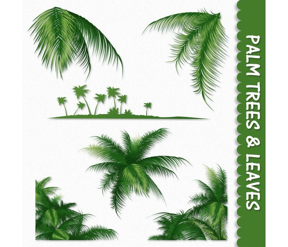 Arts And Crafts Palm Trees