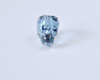 13mm Swarovski™ Crystal Skull