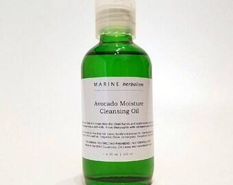 Avocado Moisture Cleansing Oil