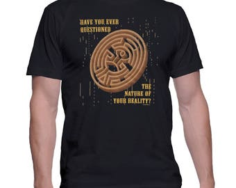 Westworld Geek T-Shirt Have You Ever Questioned the Nature of Your Reality?