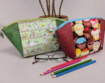 A Zipper Pouch (or two)