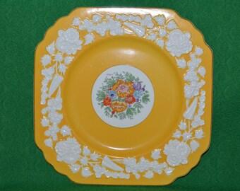"""Plate  """"Rhapsody""""  GEORGE JONES & SONS England 1921-1933s Artist  W.Duke"""