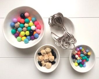 Silicone Necklace DIY Kit