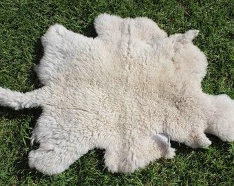 Real Sheepskin Rug Pelt