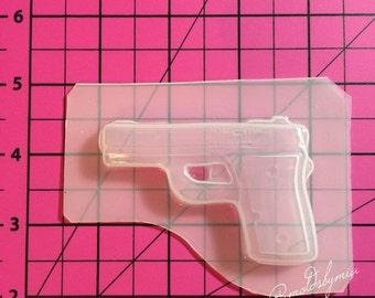 ON SALE Gun flexible plastic resin mold