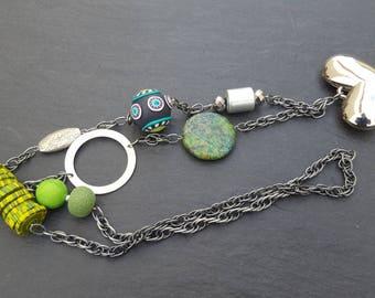 Chain Long Green