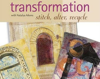 Cloth Paper Scissors Workshop Texture Transformation