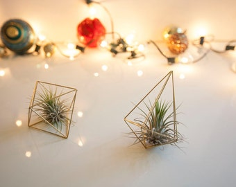 Set of 2 Himmeli, Geometric Ornaments ready to ship