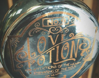 Love Potion Vile