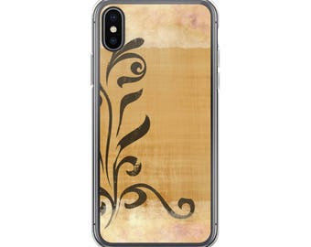 iPhone X Case, iPhone 6/6S, iPhone 7/7+ Cases ,Case iPhone 8/8+ Case Free old paper texture with parchment
