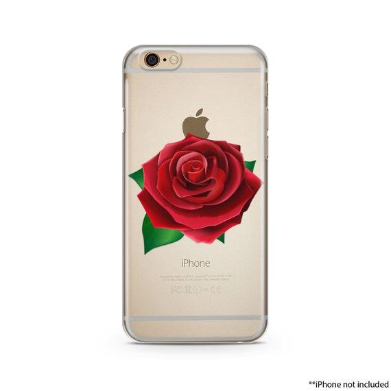 coque iphone 6 rose fleur