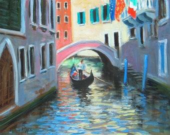 Nino Pippa Venice - Side Canal