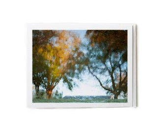 Water Color Painting Notecard