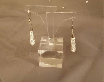 Swarovski Glamour earrings - Classico 1897 .925 silver