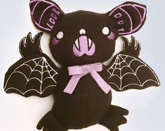 Halloween 2017 Scaredy Bat Look Out Plush