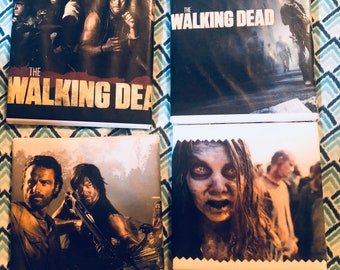 The Walking Dead Coasters or Hanging Tile set of 4