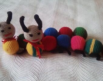 Cutie crawlers
