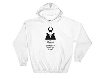 Evil Queen - Hooded Sweatshirt