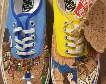 Custom Painted Vans (CHILDREN)