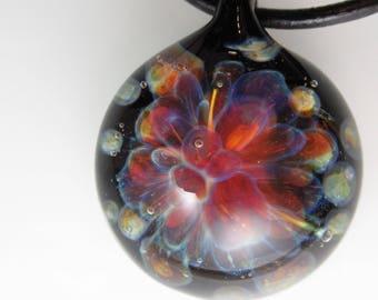 Glass Pendant-Organic-Cosmic