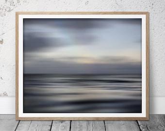 Ocean print, Ocean wall decor, Beach decor, Ocean poster, Ocean wall art, Beach photography, Sea print, Coastal wall art decor, FM-093